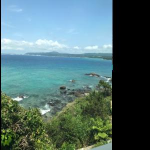 沖縄県の有名ホテルブセナテラスを見学