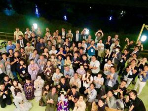 WAOJE リーダーズサミットの開催で京都へ
